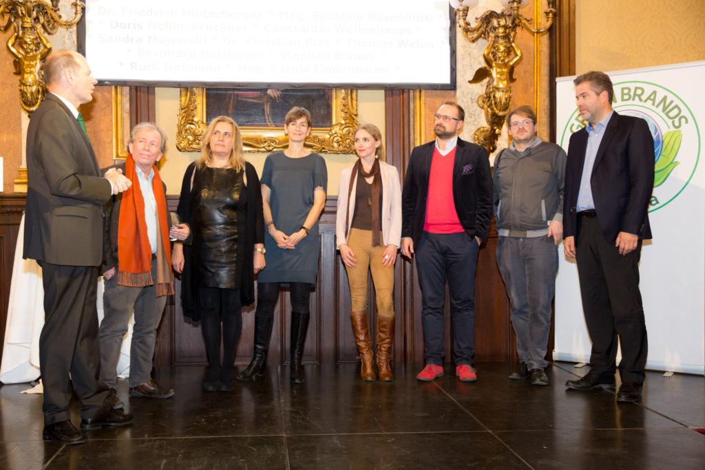 (c) www.annarauchenberger.com / Anna Rauchenberger – Wien, 28.11.2016 - Green Brands Austria 2016 Gala im Palais Eschenbach
