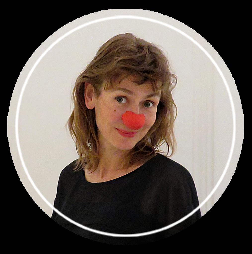 Sandra Majewski Clownfrau